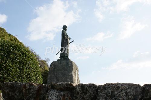 室戸 岬 銅像