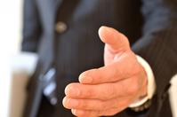 Businessman handshake Stock photo [2283342] Businessman