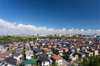 Cityscape of residential area Stock photo [2284719] Residential