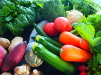 Vegetables set Stock photo [2286412] Freshness