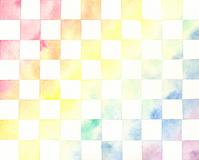 Rainbow color [2286589] Plaid