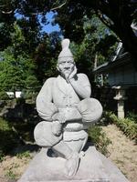 Tokugawa Ieyasu Shikami image of Okazaki park Stock photo [2291388] Tokugawa
