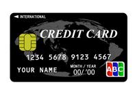 Credit Card (Black) [2292797] Credit