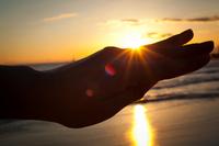 Ring of the sun Stock photo [2294145] Sunrise