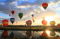 Saga International Balloon Fiesta Stock photo [2294956] Saga