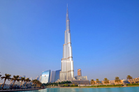 Dubai's Burj Khalifa Stock photo [2296618] Burj