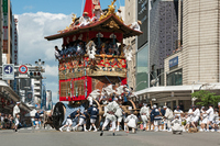 Gion Festival Stock photo [2416959] Kyoto