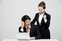 Partners business Stock photo [2421426] People