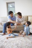 Holiday of family Stock photo [2425258] Family