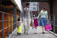 Family to shop Stock photo [2425588] Family