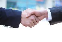 Business image handshake Stock photo [2425673] Business