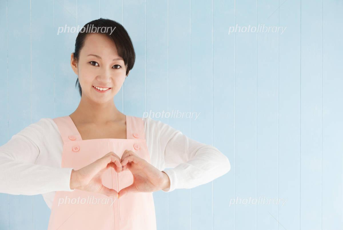 Woman apron Photo