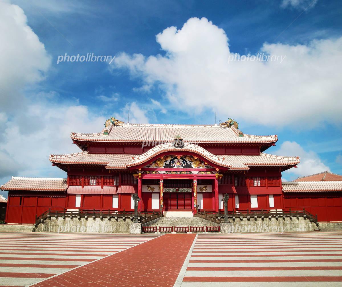 Shuri Castle Tadashi Photo