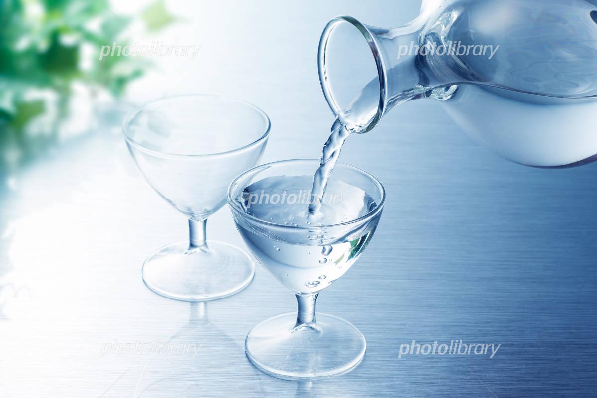 Japanese sake Photo