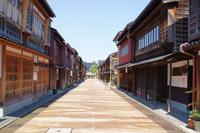 Ishikawa Prefecture Higashi Chaya District Stock photo [2532819] Higashi