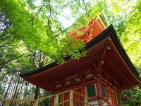 Hiei Enryakuji root Nyoho tower Stock photo [2533542] Hiei