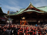 At Kanda Festival Kanda Myojin in Stock photo [2534657] Kanda