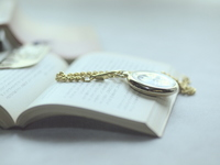 Pocket watch and paperback Stock photo [2537620] Pocket