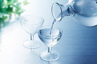 Japanese sake Stock photo [2542689] Japanese