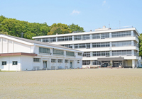 Old Kataura junior high school Stock photo [2542729] Old