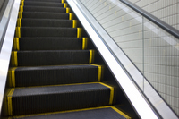 Escalator Stock photo [2545007] Escalator