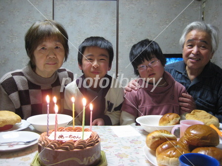 Grandma's birthday Photo