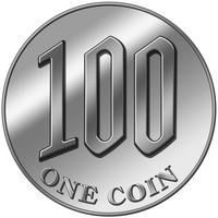 Coin 100 [2650357] 促