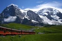 Jungfrau Railway Stock photo [2650522] Switzerland
