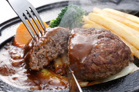 Hamburger steak Stock photo [2652766] Diet
