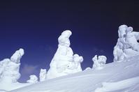 Rime ice Stock photo [3203] Yamagata
