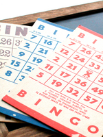 Bingo Stock photo [3964] Goods