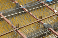 Construction site Stock photo [4518] Steel