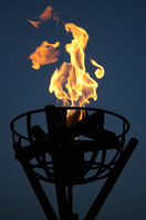 The bonfire Stock photo [4803] The