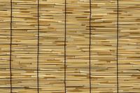 Bamboo blinds Stock photo [4185] Bamboo