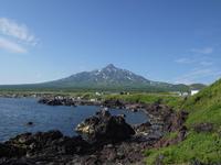 Rishiri Island of Rishiri Stock photo [2737218] Rishirifuji