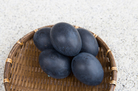 Hakone Owakudani famous black eggs Stock photo [2738334] Food