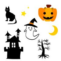 Halloween set [2738731] Halloween