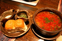 Borscht Russian cuisine Stock photo [2740746] Borscht