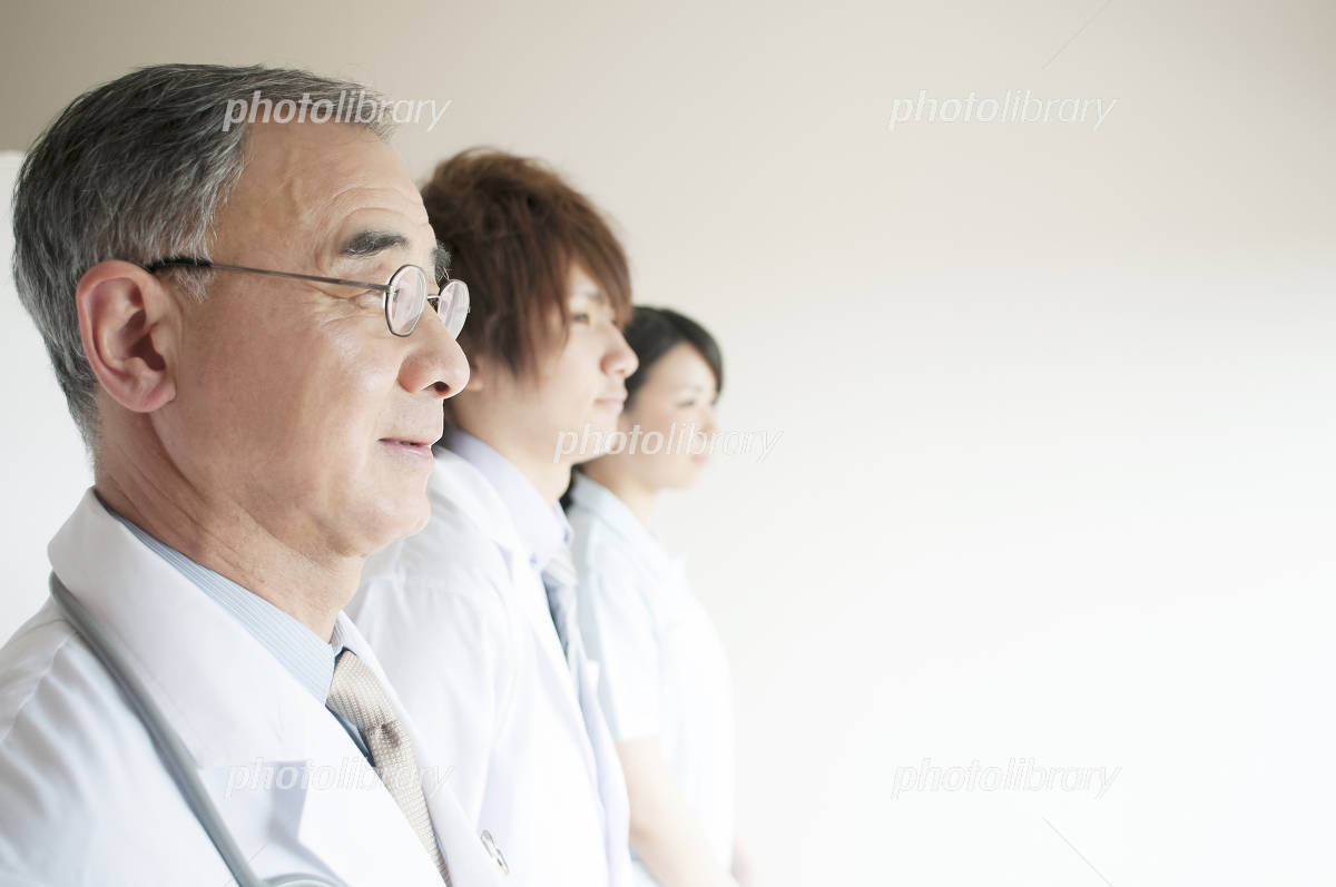 Doctor and nurses of the profile Photo