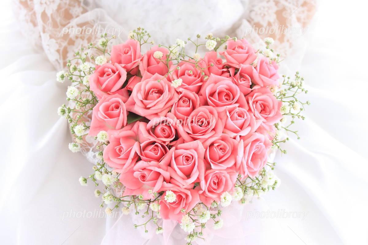 Heart Bouquet Photo