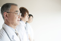 Doctor and nurses of the profile Stock photo [2816840] Person
