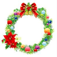 Christmas wreath [2818950] Christmas