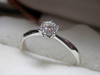 Engagement ring Stock photo [2819148] Marriage