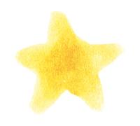 Watercolor star [2821410] Star