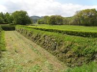 Kunohe Castle Stock photo [2823684] Iwate