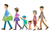 Family parent-child travel [2827275] Family