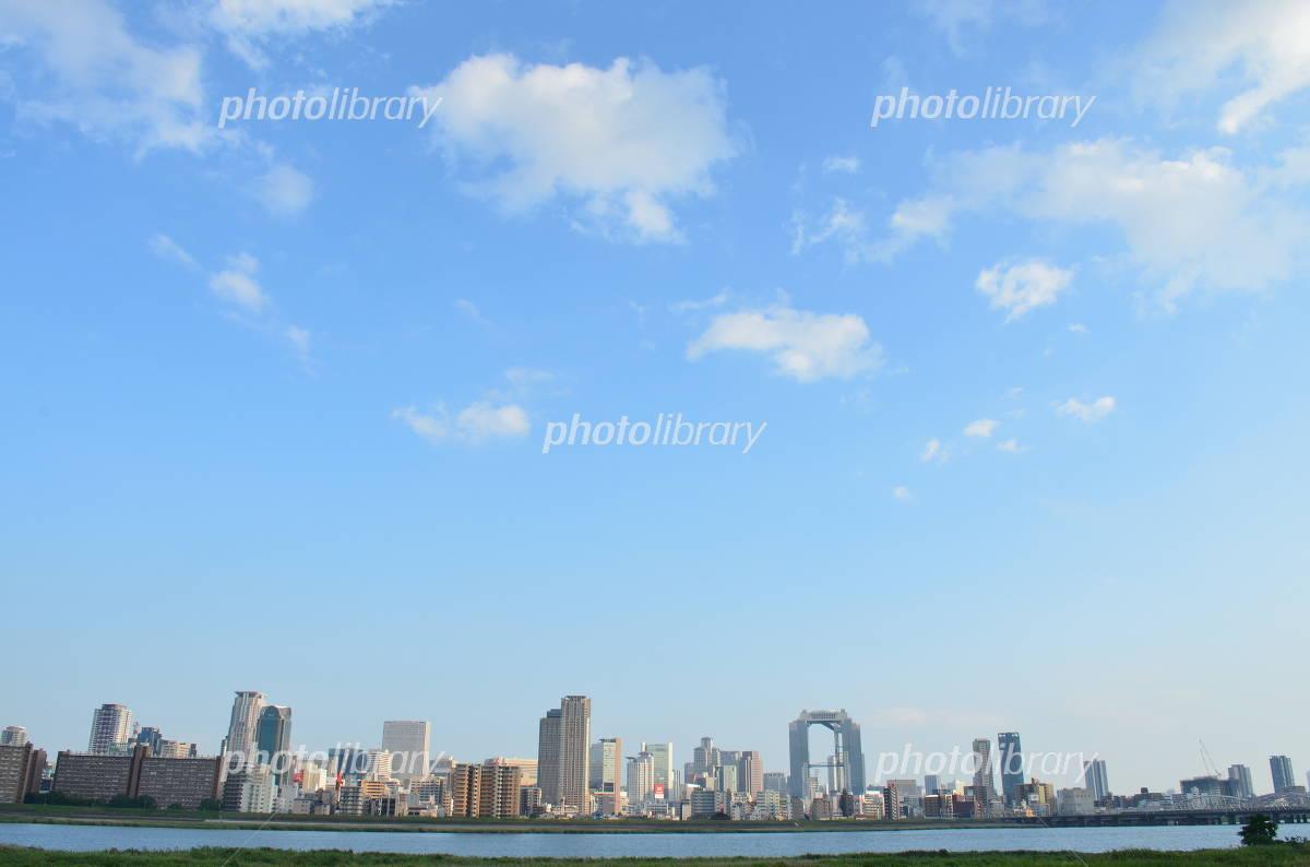 Umeda skyscrapers Photo