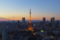 Tokyo Tower 2014 Stock photo [2901139] Tokyo