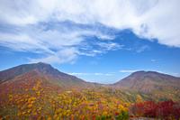 Autumn leaves of Fukushima Prefecture Bandai Stock photo [2903591] Mount