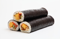 Thick-rolled sushi Sushi